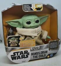 The Mandalorian Baby Yoda The Child Animatronic Edition Toy Hasbro Star Wars NEW