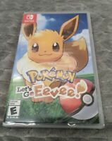 Pokémon: Let's Go, Eevee! *Brand New* Pokemon (Nintendo Switch, 2018)