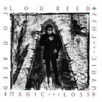 Lou Reed - Magic And Loss (U.S. Version) [CD]