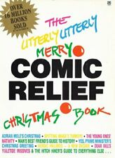 Utterly Utterly Merry Comic Relief Christmas Book, Douglas Adams, Used; Good Boo