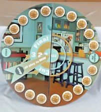 Scene It? Seinfeld Mattel Replacement Parts Game Board Only