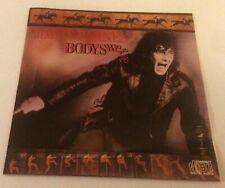 JIMMY BARNES Bodyswerve CD 1980s Japan-for-Oz DIDZ-10152 no barcode CD53138