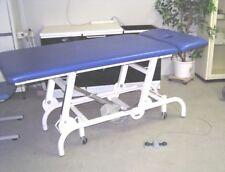 HWK Untersuchungsliege Praxisliege Massageliege Behandlungsliege -fahrbar-