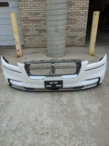 OEM 2020-2021 Lincoln Aviator Front Bumper Cover Fascia Assembly LC5B-15A227-A