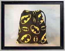 Gymnastics Leotard Grip Bags / Batman Gymnast Birthday Goody Bag