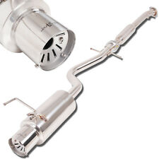 "JAPSPEED STAINLESS STEEL 2.5"" CAT BACK RACE EXHAUST SYSTEM FOR LEXUS IS 200 98+"