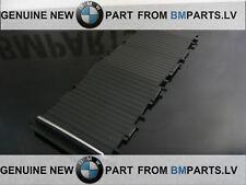 NEW GENUINE  BMW 3 E46 CENTER CONSOLE TRAY STORAGE BLACK ROLLER COVER 7039184