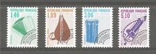 PREOBLITERES N°206 à 209 - Timbres Neufs de France