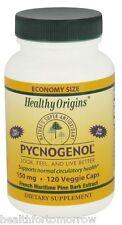Healthy Origins - Pycnogenol 150 mg. - 120 Vcaps - Exp Date: 04/2018