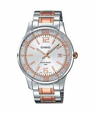 Casio Stainless Steel Strap Brushed Watches