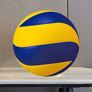 Professional Size 5 Beach Volleyball Indoor Outdoor Ball for Kids Adults Gym