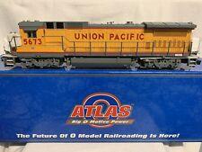 ✅ATLAS O W/ LIONEL TMCC UNION PACIFIC DASH 8-40B DIESEL ENGINE 6847-1 O SCALE UP
