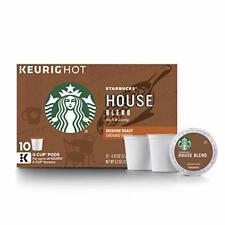 Starbucks HOUSE BLEND Coffee Medium Roast Single Keurig 60 K-Cup pods MAY 2020