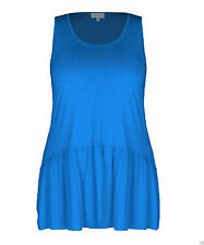 Amazing Long Ladies Tunic Plus Size vibrant colour, Sizes 18