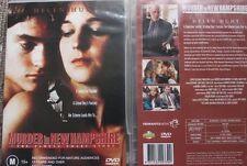 MURDER IN NEW HAMPSHIRE RARE DELETED OOP DVD FILM HELEN HUNT STORY PAMELA SMART