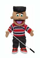 Silly Puppets Jose Puppet Bundle 14 inch with Arm Rod