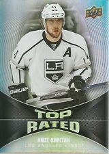 Anze Kopitar #TR-4 - 2016-17 Overtime - Top Rated