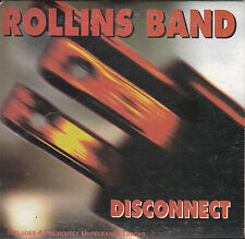ROLLINS BAND Disconnect CD Single / Card Sleeve