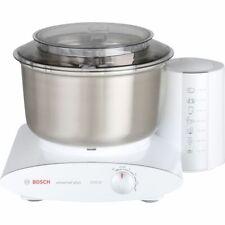 Bosch MUM6N21 Universal Plus Küchenmaschinen Weiß / Silber
