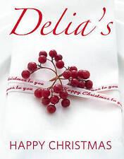 Delia's Happy Christmas [Hardcover] [Oct 15, 2009] Smith, Delia