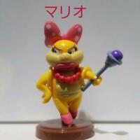 Nintedo Super Mario Wendy O. Koopa Figure Nintendo Super Famicom