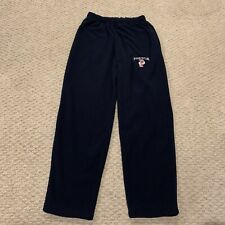 VTG Pawtucket Red Sox Pawsox Minor League Baseball Sweatpants Mens Large