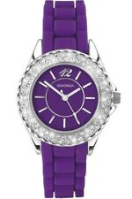Sekonda Ladies Summer Party Time Womens Watch Crystal Diamante Bezel 4449