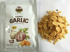 Wanalee Garlic Snack Crispy Delicious Thai Natural Herbal Food Healthy 30g