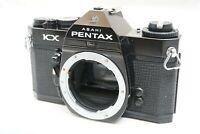 [NEAR MINT]Pentax Asahi KX 35mm SLR Film Camera Body Only From Japan **DHL**