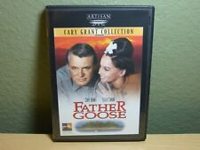 Father Goose (DVD, 2001, Cary Grant Collection) Leslie Caron Artisan