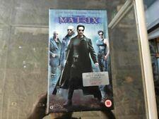 Video Cassette Film The Matrix 1999 Keanu Reeves