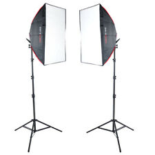 Super Bright Continuous Light Daylight 5500K Product Video Photo Kit CFL 3400W