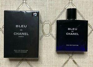 Bleu De Chanel 3.4 oz EDP Men's Parfum/Cologne Pour Homme Factory Sealed NIB