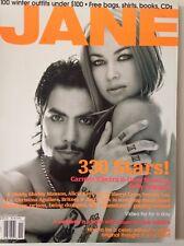😁 CARMEN ELECTRA DAVE NAVARRO *JANE Magazine November 2001 * BRITNEY SPEARS