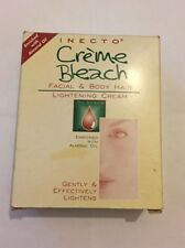 INECTO CREAM BLEACH FACIAL & BODY HAIR LIGHTENING CREAM WITH ALMOND OIL