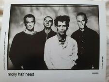 More details for molly half head  - uk alt/rock band - 1990's - original press / promo photo