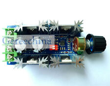 DC 10V-50V 30A Max 40A 50V 1000W DC Motor Speed Control PWM HHO RC Controller