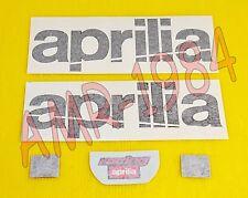SERIE ADESIVI DECALCO APRILIA SR 50 STREET 50 2004 GRIGIO GRAFITE  AP8277341