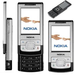 Original Nokia 6500s 6500 Slide 3G Bluetooth Mp3 3.15MP FM Unlocked Mobile Phone
