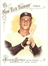 2014 Topps Allen and Ginter BB Cards 1-250 (A2773) - You Pick - 10+ FREE SHIP