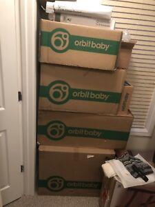 orbit baby g3 Complete Set