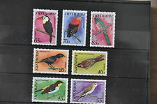 REP. SURINAME 1977 SERIE ZBL 82 BIRDS VOGELS MNH POSTFRIS **