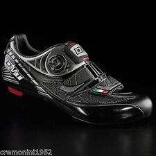 DMT scarpe bici corsa bike road shoes black PEGASUS BOA 43 EU USA 9,5 UK 8,5