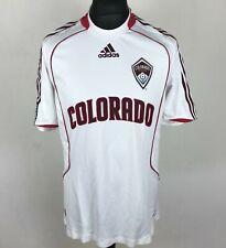 Rare Colorado Rapids 2008/2009 ADIDAS FORMOTION Away 3rd Kit Soccer Jersey Sz M