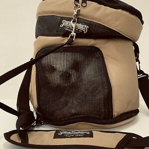 Sturdi Products Pet Carrier Airline Approved Soft Pocket Viewing Window Vented