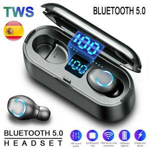 Inalámbricos TWS Auriculares Bluetooth 5.0 Estuche De Carga Para IPhone Xiaomi