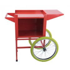 carrello porta macchina del popcorn