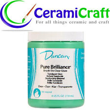 Duncan Pure Brilliance Clear Glaze 118ml Ceramic Pottery Paint