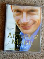 ANDREW MARR - MY TRADE - TALKING BOOKS -  AUDIO BOOKS - ( 2 CASSETTES )