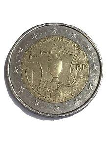2€ Münze UEFA Euro 2016 Frankreich